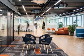 Office Design Studio Classy Intango Offices By TR Studio TelAviv Israel