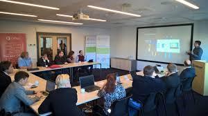 Microsoft Office Meeting Partner Meeting In Microsoft Riga Office