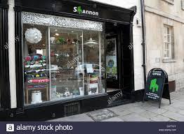 Exterior Of Shannon Scandinavian Furniture And Lighting Shop