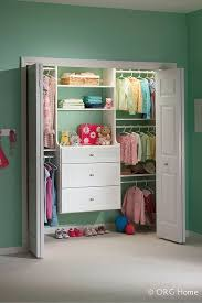 lower d reach in closet with a wall mounted closet organizer in westerville ohio