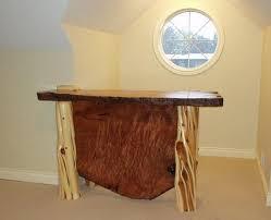 unique bar furniture. Custom Bar In Redwood And Juniper Unique Furniture