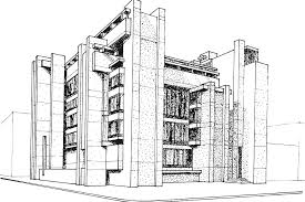 architectural buildings sketches. Architecture Building Design Drawing Modernhouseplanss Me Gallery Of Buildings H Leslie Simmons Artist. And Architectural Sketches I