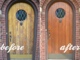 how to refinish front doorRefinishing my 81yearold front door  Lansdowne Life
