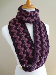 Crochet Infinity Scarf Patterns New Inspiration Design