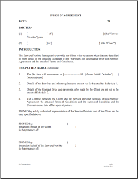 Free Property Management Contract Template 6 Reinadela Selva