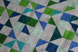 Quilting Is My Therapy Quilting Half Square Triangle Quilts & machine quilting straight lines Adamdwight.com