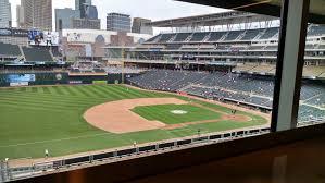 Minnesota Twins Seating Guide Target Field Rateyourseats Com