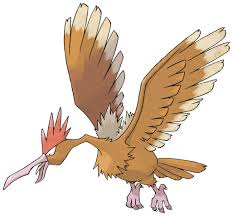 Pokemon Spearow Evolution Chart