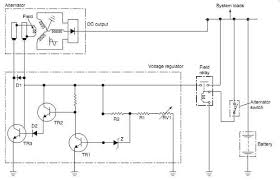 aircraft electronics and electrical systems power supplies Alternator Electrical Diagram at Aircraft Alternator Diagram