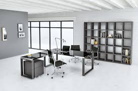 chrome office desk. black glass chrome desk office e
