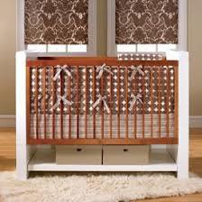 dwell baby furniture. Dwell Baby Dots Chocolate Crib Bedding Furniture