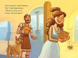 com do not open the story of pandora s box ready to  the story of pandora s box ready to reads 9781442484979 joan holub dani jones books
