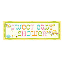 Baby Banners Template Photo Baby Shower Banner Template Image