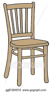wooden chair clipart. Simple Wooden Wooden Chair Inside Chair Clipart H