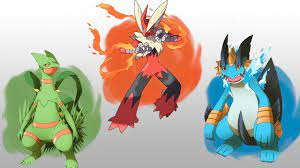 All Pokemon From Sapphire - Vtwctr