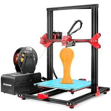 5% OFF <b>Alfawise U20 Large Scale</b> Touch Screen DIY 3D Printer ...
