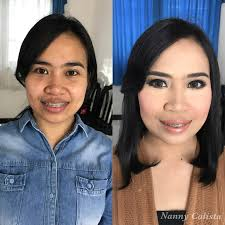 add to board make up hair do pre wedding by ny calista makeup artist 006