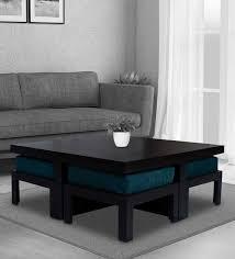 koemi 4 seater coffee table set in