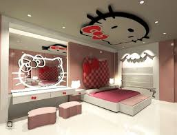 hello kitty bed furniture. hello kitty headboard and light bedroom furniture bed l