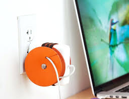 Power Cord Organizer Adapter Cord Organizer A Gadget Flow Home Improvement  Diy Power Cord Organizer
