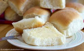 White Bread Rolls What Jessica Baked Next