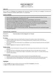 Etl Design Document Resume_chetanshetty