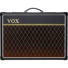 Ламповый <b>гитарный комбоусилитель VOX AC15C1</b>