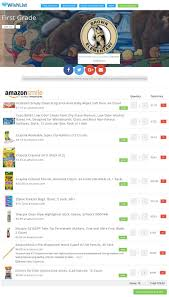 Find Your Schools Supply Lists And Wishlists