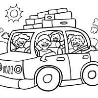 Small Picture Road Trip Coloring Sheets Coloring Coloring Pages