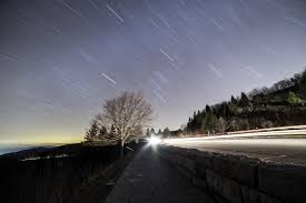 sky sunrise car night sunlight morning hill dawn dusk evening weather darkness moonlight light painting trees stars astrophotography