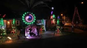 Christmas Light Show Pictures Christmas Spirit Someone Redington Seaside Neighbors In