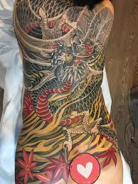 Tattoo Is Finally Complete Dragon Tattoo Done By Manuel Gruber At