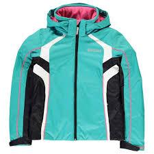 62lj junior ski jacket jade zv3288