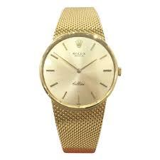 rolex genève cellini 18k gold vintage mens watch open for vintage rolex genève cellini 18k gold vintage mens watch