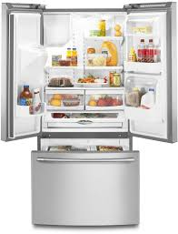 Image Cu Ft Temperature Maytag Mfi2269frz With 22 Cu Ft Capacity Theres Plenty Of Room To Aj Madison Maytag Mfi2269frz 33 Inch French Door Refrigerator With Powercold