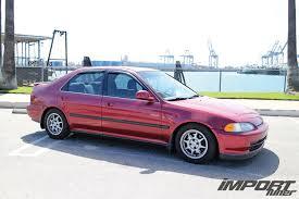1995 Honda Civic - Import Tuner Magazine