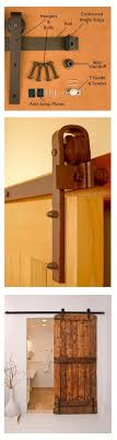 Overlapping Sliding Barn Doors Best 25 Closet Door Hardware Ideas On Pinterest Sliding Barn
