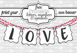 printable welcome home banner template free printable black and white banner letters diy swank
