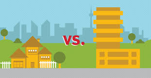 Apartment Rentals vs. House Rentals: Pros and Cons