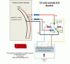 12 volt remote kill switch diagram by 12vwiz sg gear grinder on 12 volt remote kill switch diagram by 12vwiz sg gear grinder on modified power