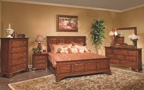High Quality Solid Wood Bedroom Furniture