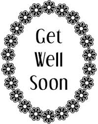 Small Picture Get well soon printable printables Pinterest Cards Card