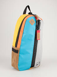 Supe Design Bag Oversize Zip Backpack