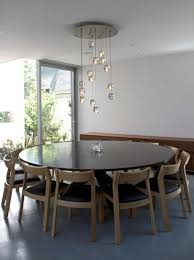 70 round dining tables that can totally transform any kitchen extra large round dining room tables