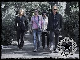 Listen to the first single from <b>Devil City Angels</b>, featuring members of ...