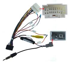 online buy whole honda wiring harnesses from honda joying wiring iso harness for honda fit car radio power adaptor power cable radio plug