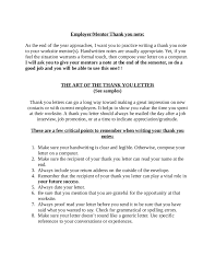 thank you letter how to write a thanks letter formal thank you letter examples 06
