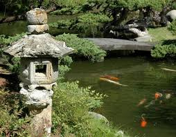 Interesting Koi Pond Japanese Garden Pictures - Best idea home .
