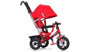 Сборка детского <b>трехколесного велосипеда Lexus Trike</b> Baby ...