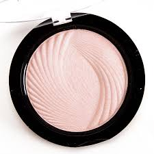 makeup revolution peach lights baked highlighter powder